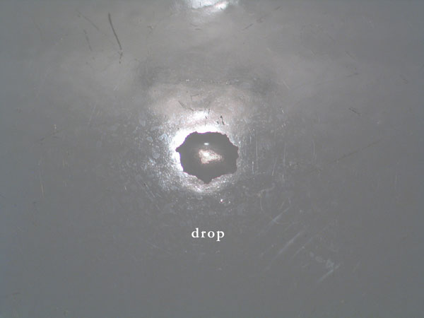 Anne-Laure Oberson drop